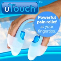 Utouch Mini Finger Electric Massage/Utouch Mini Finger Electric