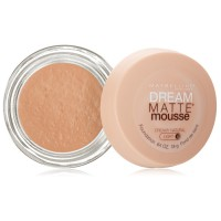 Maybelline Foundation Dream Matte Mousse - Creamy Natural