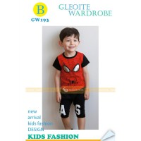 GW 193 Fashion Code B - Spiderman