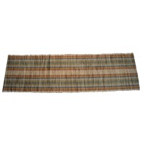 Decoku Taplak Meja motif Garis Pelangi Table Runner 125 cm