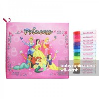 Wii-Wash Washable Book with Markers - Princess
