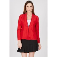 NP Pocket Jacket Red