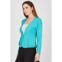 NP Layer Pocket Jacket Tosca