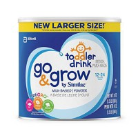 [poledit] Go & Grow by Similac Stage 3 Milk Based Toddler Drink, Powder, 24 Ounce (Pack of/14416076