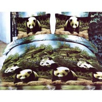 Rosewell Microtex Disperse Sprei 180x200