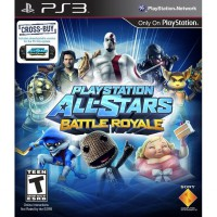 PS3 PLAYSTATION ALLSTARS BATTLE ROYALE (USED)
