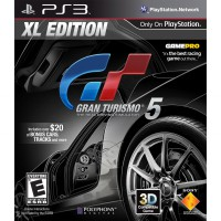 PS3 GRAN TURISMO XL EDITION (USED)