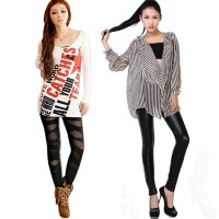 Korean Style Fashion Legging (import)