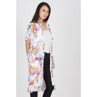 Crisna Outer In Flower White
