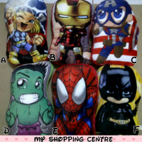 Bantal Superhero New Design