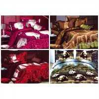 Rosewell Microtex Disperse Bedcover + Sprei 120x200