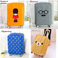 Luggage cover series