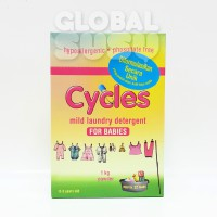 CYCLES LAUNDRY DETERGENT 1KG