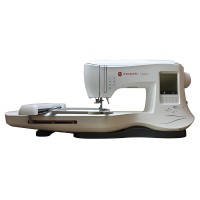 Mesin Jahit SINGER® SE 300 Legacy™ Computerised Sewing and Embroidery