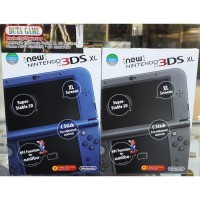 Nintendo New 3DS XL CFW 32GB Full Games