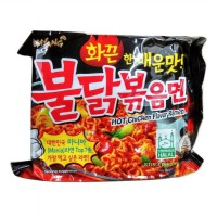 SAMYANG HOT SPICY CHICKEN (LOGO HALAL) - 3PCS