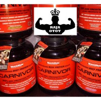 Carnivor Whey Beef Protein Isolate 4 - 4.5 Lbs by: MUSCLE MEDS