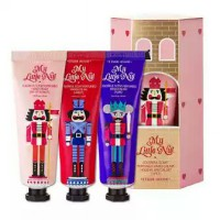 Etude House - My Little Nut Colorful Scent Perfume Hand Cream @3/pcs