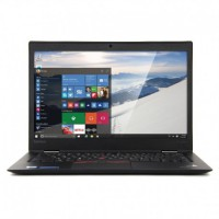 Lenovo Thinkpad X1 Carbon - Core i7-6600U - RAM 8GB - 256GB SSD - Win7 Pro - 14' FHD - Fingerprint