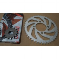 GEAR SET ESF THUNDER PAKET DRIVE CHAIN