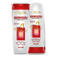 Loreal Total Repair 5 Repairing Shampoo 330ml + Conditioner 330ml