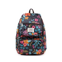 London Berry by HUER - Yusca Backpack Medium Marion Flower