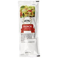 [poledit] Heinz French Dressing, 100 Count (T2)/12842483