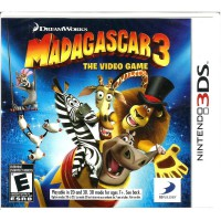 [Nintendo 3DS] Madagascar 3: The Video Game