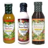 [poledit] Walden Farms Italian, Bacon Ranch and Balsamic Vinegar Dressing Variety Pack (T2/13657577