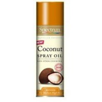 [poledit] Spectrum Coconut Spray Oil, 6-ounces (Pack of3) (T1)/12134564