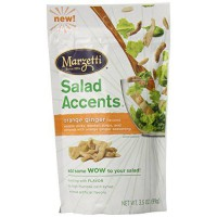 [poledit] Marzetti Orange Ginger Salad Accents, 3.5 Ounce (Pack of 12) (T2)/12134600