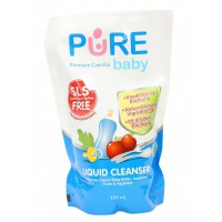 Pure Baby Liquid Cleanser 700ml Refill - 1 Pack