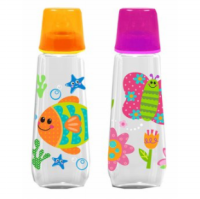 Baby Safe Feeding Bottle JS002 - Botol Bayi 250ML