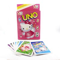 UNO Card Limited Hello Kitty Edition