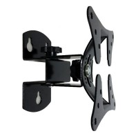 CHANNEL BRACKET TV 10'-27' CS 1027/ HITAM