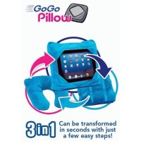 Gogo Pillow - Bantal Multifungsi ( 3 Fungsi )
