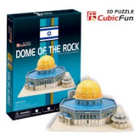 3D PUZZLE CUBIC FUN DOME OF THE ROCK