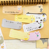Animal Todo List Post it / Catatan Kertas / Label Note Lucu Unik Murah