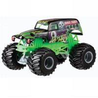 HW118 Hot Wheels Monster Jam Grave Digger Die Cast (1:24 Scale) Original Item