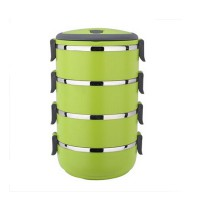 Rantang / Lunch Box Stainless Steel 4 Susun
