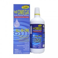 Cairan MPS (multi purpose solution) softlens Omega 500 ml