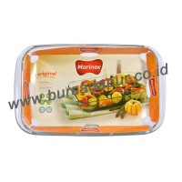 Bursa Dapur Marinex Loyang Persegi 346 x 207 x 52 mm (2,2 Liter )