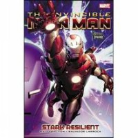 Invincible Iron Man Vol. 5 : Stark Resilient Book 1