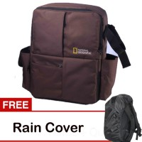 Tas Kamera/ Camera Bag Kode CK National Geographic