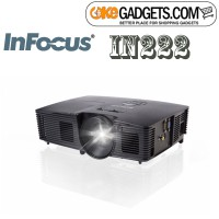 Infocus Projector IN-222 (Low Price and Super Stable Performance)