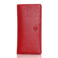 [00150] Dompet Kulit Wanita CERRY JOURDAN Original Italy Leather - CJ1-698 Red