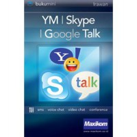 Buku Mini YM - Skype - Google Talk (By Maxikom)