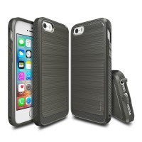 Rearth Ringke Onyx for iPhone 5/5S/SE - Mist Gray