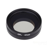 [Sugu] CPL Camera Yi 37 mm Filter With Lens Cover