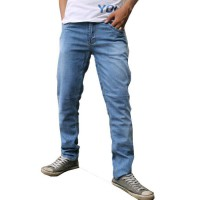 2ndRED 133251 Jeans Slim Fit - Light Blue Spray
